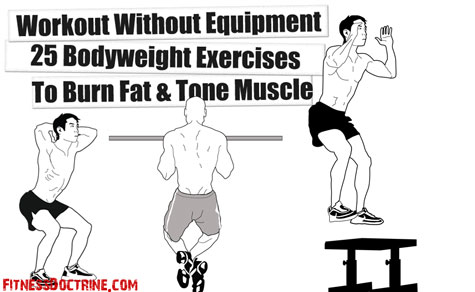Body Weight Exercises