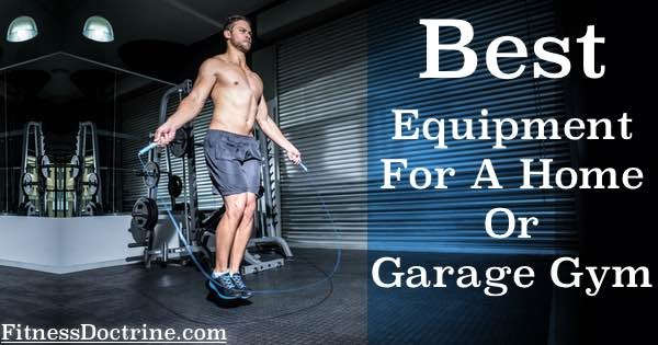 Best equipment for a home gym set up