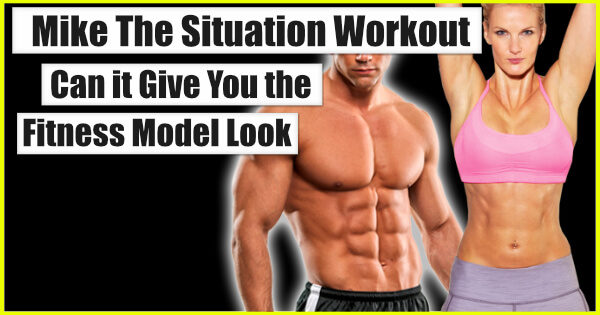 Mike The Situation Workout Can it Give You theFitness Model Look