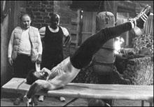 garage gym training equipment needed