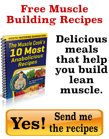 Free Muscle Building Recipes