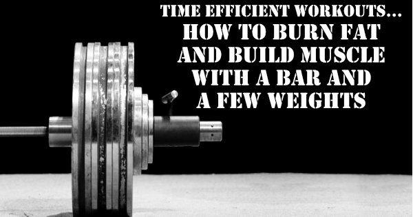 Barbell Complex Workout