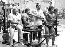 best muscle building workout group