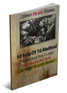 100% Free German-Volume-Training-Cheat-Sheet