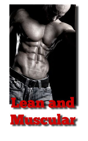 fitness model look lean and muscular