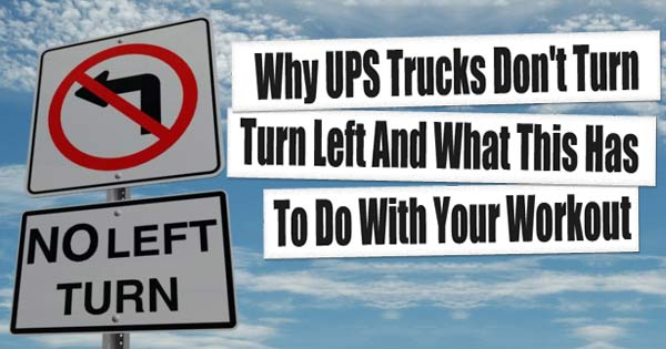 ups policy for less time in the gym