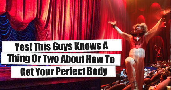 an unlikely-source of advice of tips for your perfect body