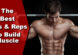best-sets-and-reps-to-build-muscle